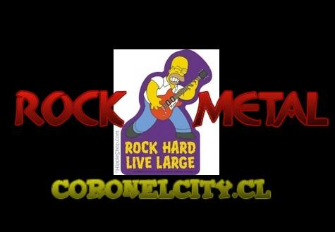 Rock Metal Coronel Chile